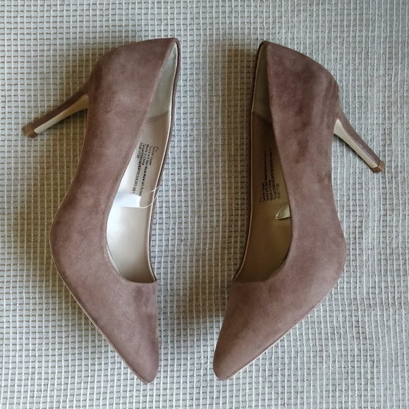 847e12d07 A New Day Gemma Pointed Toe Pumps